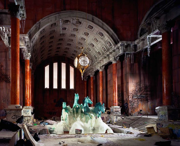 Extraordinary+Miniature+Apocalyptic+Interior+Sets+by+Nix+++Gerber+|+Yellowtrace