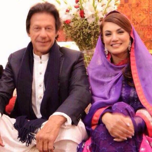 Imran Khan and Reham Khan  #ImranKhan #RehamKhan #ImranKhanandRehamKhan