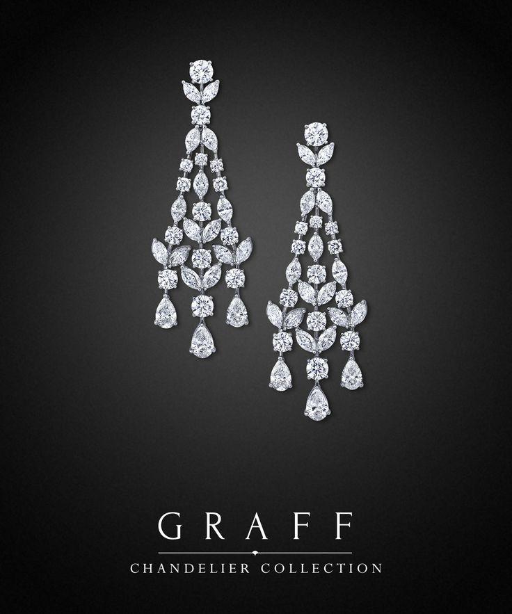 Graff Diamonds: Chandelier Earrings