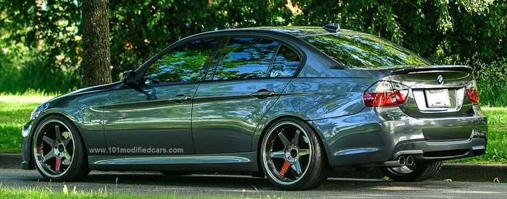Modified Bmw 3 Series Sedan 5th Generation E90 Http