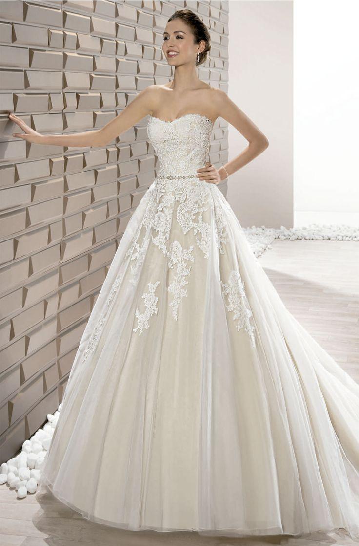 71 best Demetrios Novia images on Pinterest | Bridal gowns, Brides ...