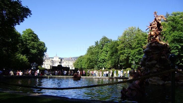 Las fuentes de La Granja San Ildefonso 417772