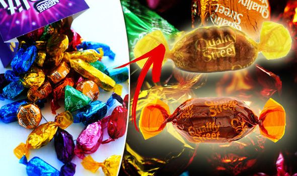 Quality Street is CHANGING: Toffee Deluxe fans to be disappointed by limited edition ONLY