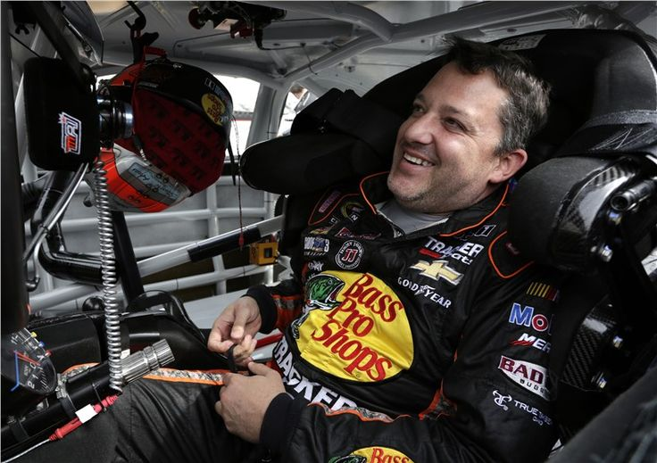 Tony Stewart :4/19/15- 2015 FOOD CITY 500 Tony had this year's best result, 6th...