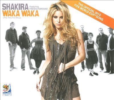 Listening to Shakira - Waka Waka (This Time For Africa) [English Version] on Torch Music. Now available in the Google Play store for free.