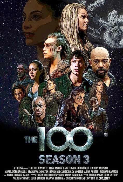 Les 100 - Saison 03