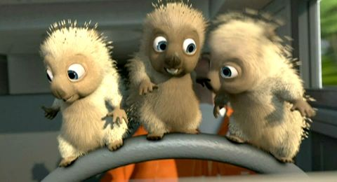 over the hedge baby porcupines - Google Search | Cute ...
