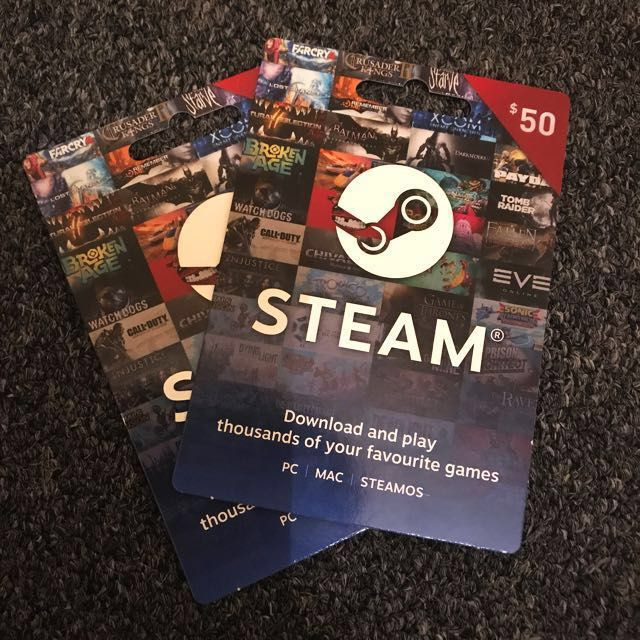 Enter To Win $100 #STEAM gift card free !!! It's a great giveaway ...