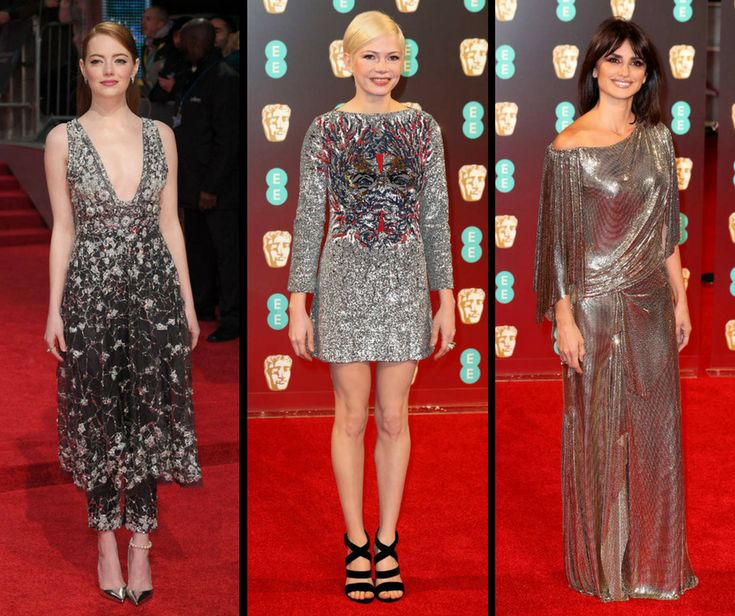 Great choices for the #BAFTAs red carpet!