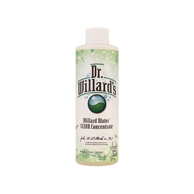 Willard Water Clear Concentrate, 8 fl oz Liquid AED211.00 #UAESupplements