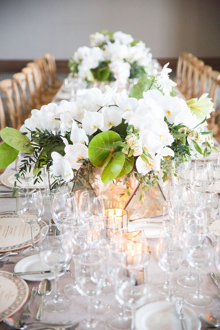 Gorgeous table setting - johncainphotography.com