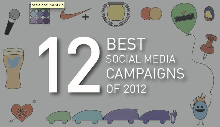 The 12 Best Social Media Campaigns of 2012 #everyfanhasastory
