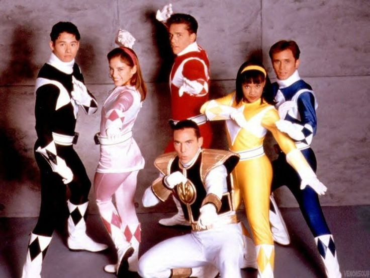 The Original Power Rangers Cast Reunites For The First Time Ever! [UPDATE]