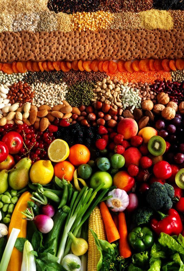 Los 5 alimentos más ricos en fibra