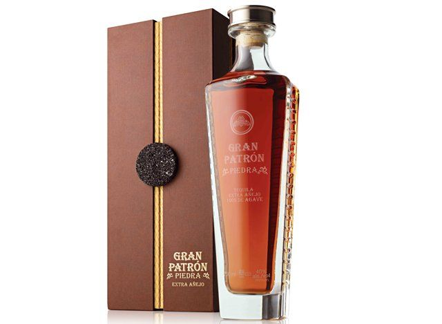 Gran Patron Piedra is Patron's extra anejo tequila, an excellent product but extremely high in price. Drink Spirits has a review.