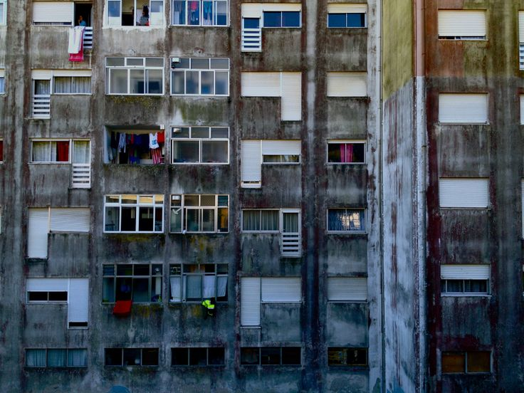Council Flats, Portugal, Photography, By Ana Rocha De Sousa