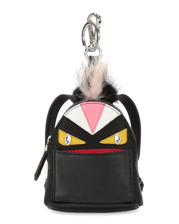 Fendi Micro Monster Backpack