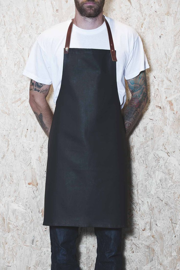 This is my friends brand and she's going to be making us custom aprons.