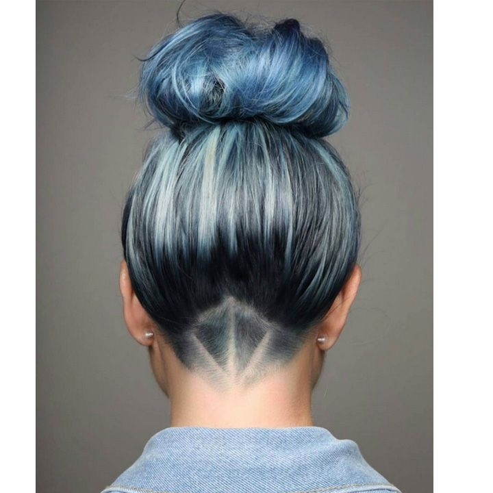 Our favorite hair trends of 2016 (so far!): edgy undercuts by @megbwhitesalon