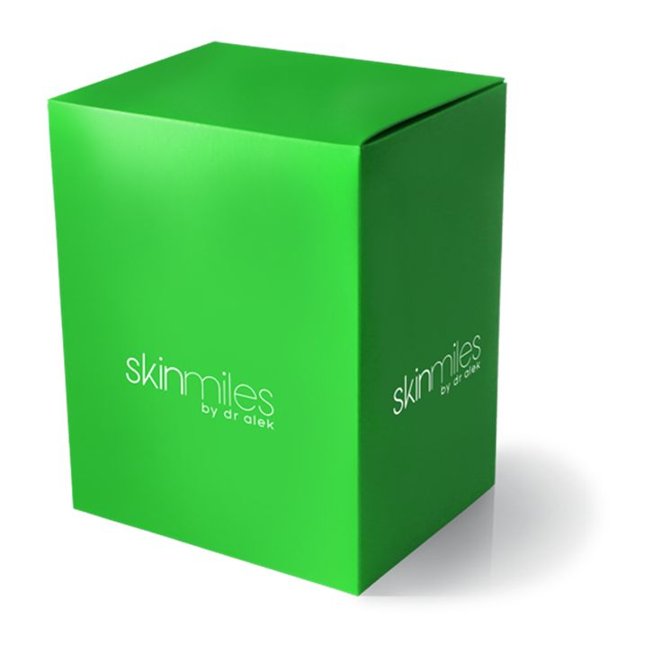 GreenDelivery Box www.skinmiles.com Creating Online Customer Experiences #skinmiles #online #deliverybox