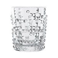 Whiskeyglas Punk Whisky Tumbler, 34,8 cl, 4-pack
