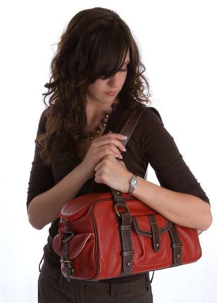 Jill-e Camera Bags: High Fashion, High Function
