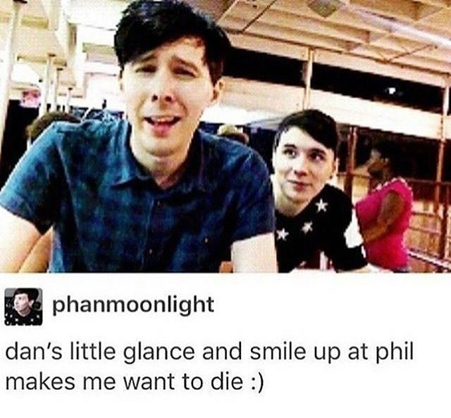 Phil, what is that face supposed to mean :))
