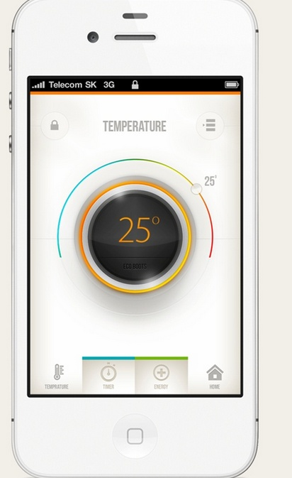 Mooi user interface ontwerp