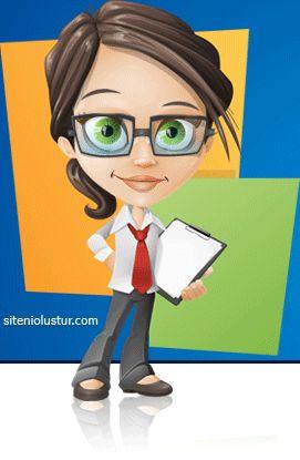 Hazır web sitesi http://www.siteniolustur.com