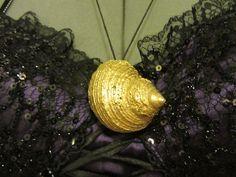 DIY Little Mermaid Ursula Shell Necklace