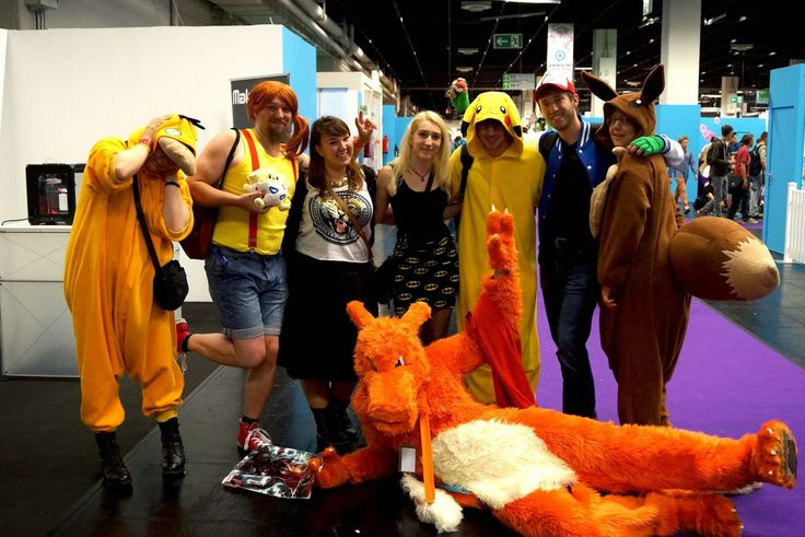 Geek Effect: Gamescom photo-cosplay report