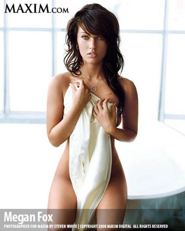 Celebrate Megan Fox's Birthday With Sizzling Throwback Photos - Maxim