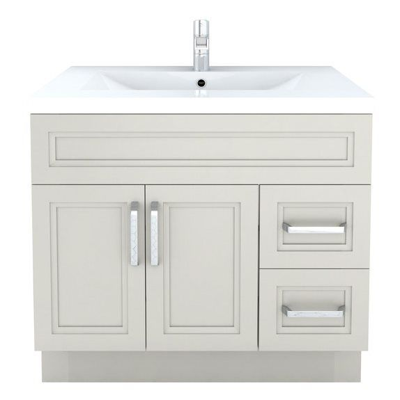 Best Bathroom Reno Images On Pinterest Bathroom Renos - Lowe's canada bathroom vanities for bathroom decor ideas