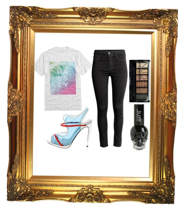 """""""25$ Casual Look"""" by diyloving on Polyvore featuring H&M and Boohoo"""