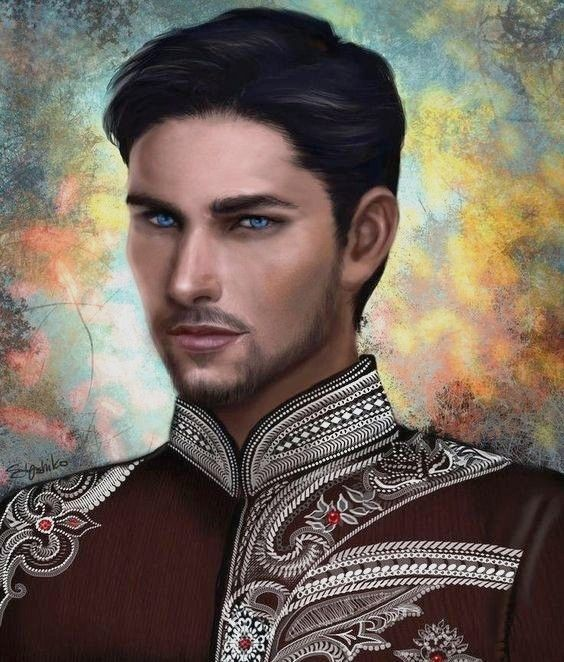 Alice's husband Colton.He is a sergent  in the frost army.
