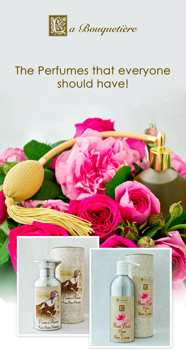 Perfumes that Everyone Should Have! Shop Now & Save