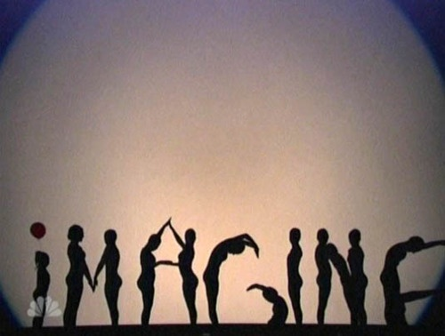 Imagine: Quotes, Silhouette, Prom Hair, Art, America Got Talent, Dance Troup, People, Photography, Kid