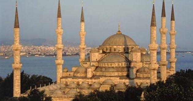 Ayat dari kitab suci umat Islam akan di bacakan di Byzantium setiap harinya pada bulan suci Ramadhan. Pembacaan dimulai sejak awal Ramadhan