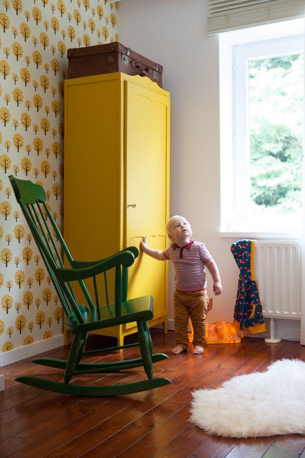 Tweedehands meubelen upcyclen - Colora Blog