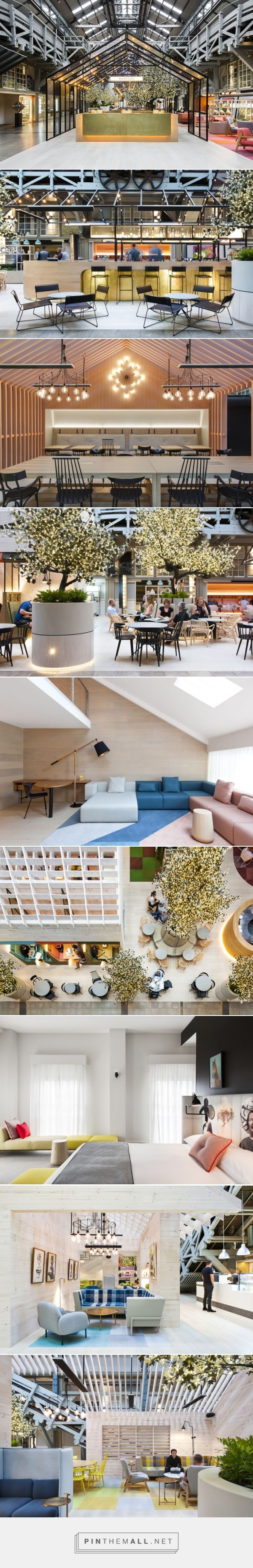 Ovolo Woolloomooloo hotel by HASSELL, Sydney – Australia » Retail Design Blog... - a grouped images picture - Pin Them All