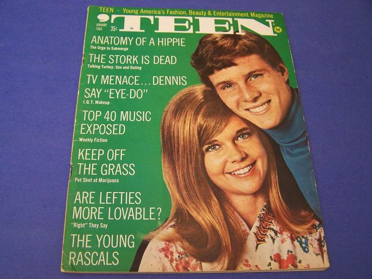 Pin On Teen Magazine Covers 1950 S 1960 S