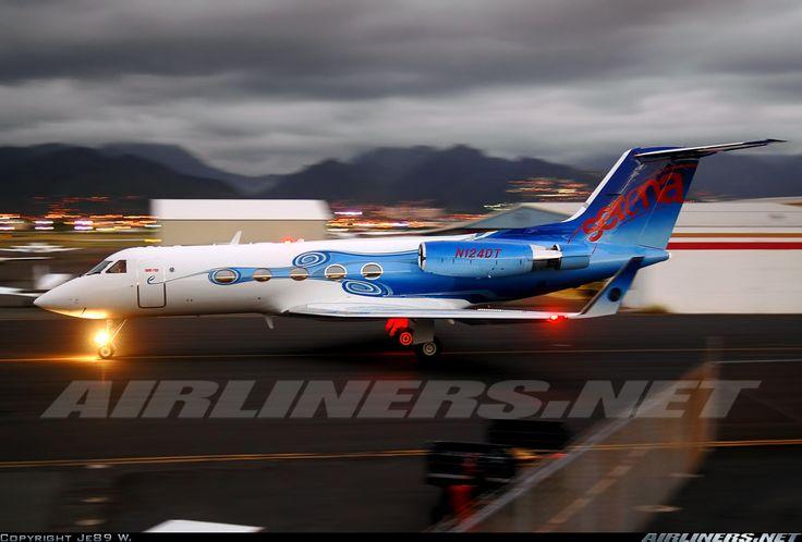 Gulfstream Aerospace G-1159A Gulfstream III aircraft picture