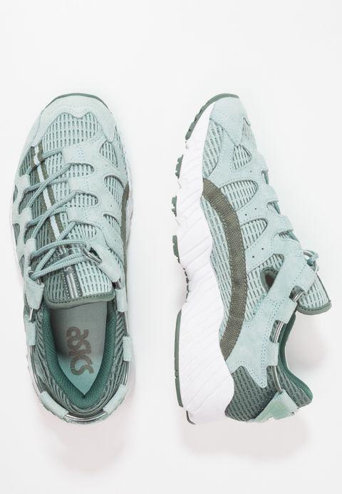 80f81f71996 bestil Asics Tiger GEL-MAI - Sneakers - dark forest/blue surf til kr  1.095,00 (11-02-18). Køb hos Zalando og få gratis levering.