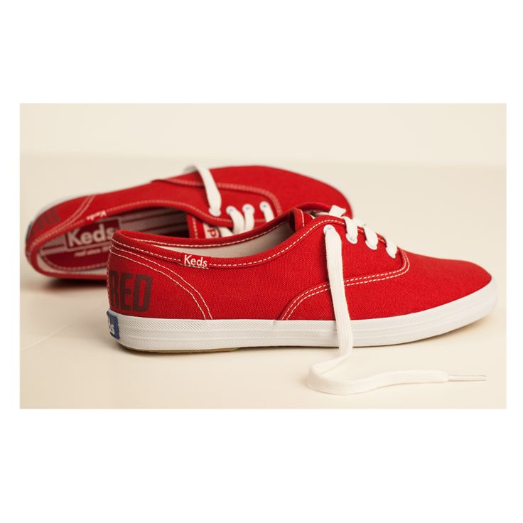 Classic RED Keds! $50 #TaylorSwift #shoes #keds