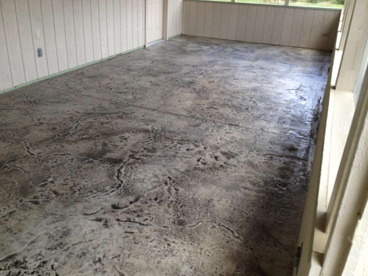 17 Best Images About Decorative Concrete Overlays On