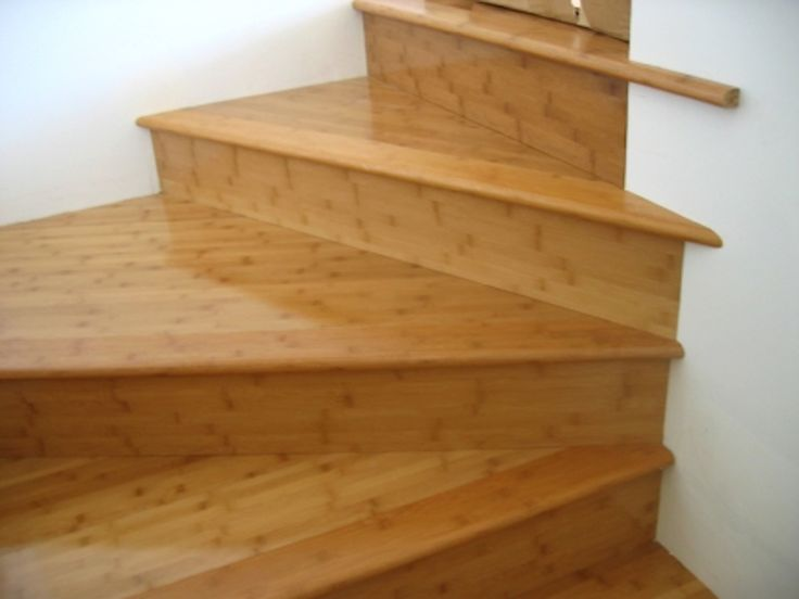 Bamboo Flooring Photos. Staircase IdeasInstalling Bamboo ...