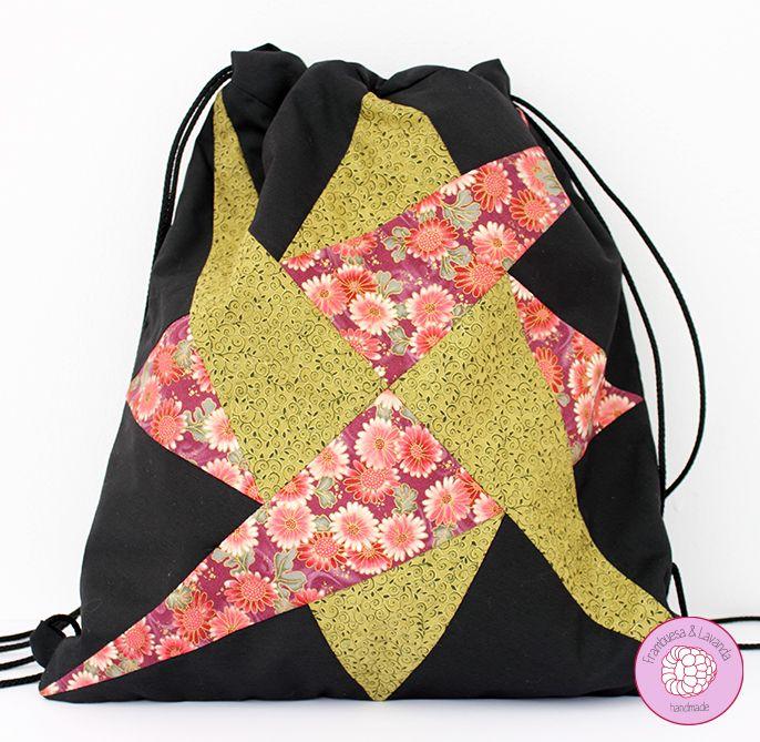 #mochila #patchwork #handmade