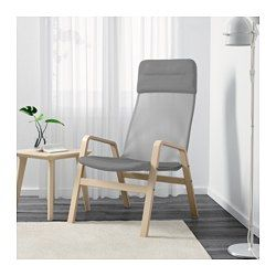 $59.99 IKEA - NOLBYN, Armchair, birch veneer/gray, , The armchair is easy to keep clean because the cushions are machine washable.The high back provides good support for your neck and head.The armchair is lightweight and easy to move if you want to clean the floor or rearrange the furniture.10-year limited warrranty. Read about the terms in the limited warranty brochure.