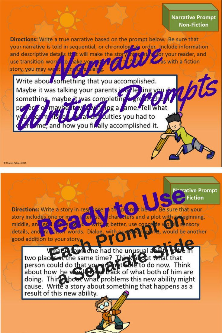 Elementary Writing Resources