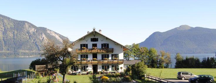 Ferienwohnung am Walchensee / Bayern / Haus Kiefersauer